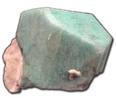 Rocks Minerals Ontario Canada - Microcline