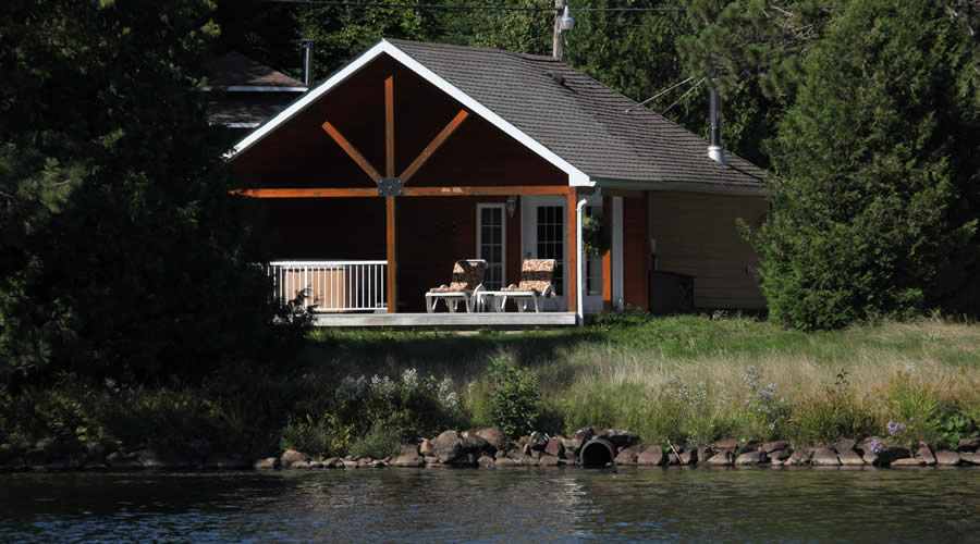 Chateaus Algonquin Park Accommodations Couples Resort